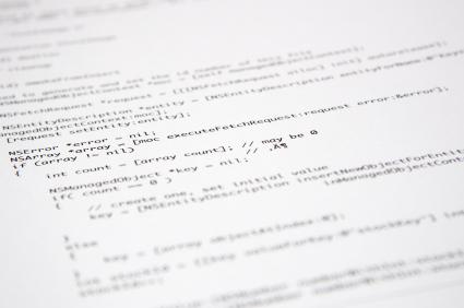 Objective C code