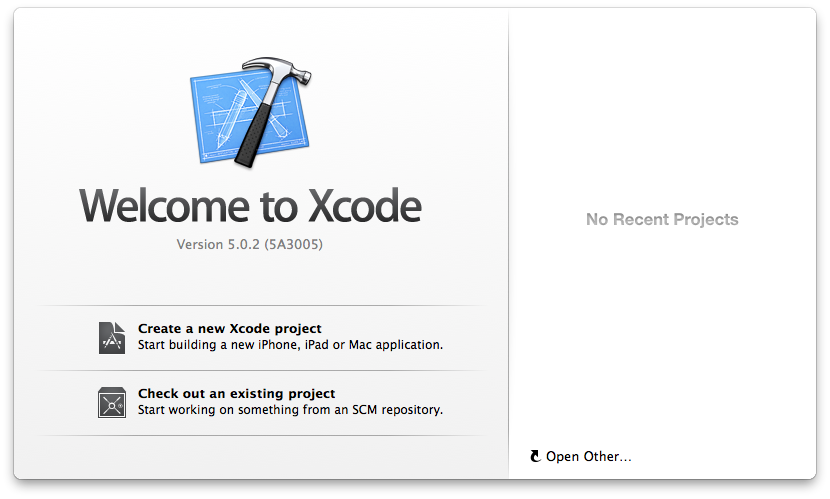 How to Create a New Project in Xcode 5 - iOS Development