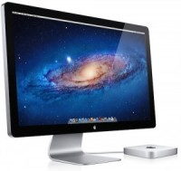 Mac Mini with Thunderbolt Display